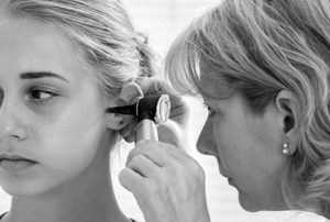 teenage hearing loss requires sound control