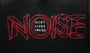 noise control for quiet lives