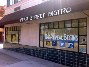 restaurant acoustics at pear street bistro for soundproofing