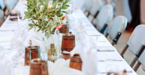 acoustics for weddings and noise control at weddings