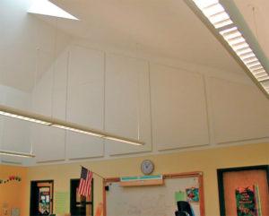 Blush Panels Custom Paint Match Soundproofing