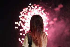 fireworks and hearing protection for kids