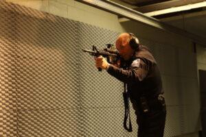 Shooting range soundproofing
